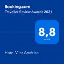 Hotel Booking Award Award