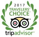 Tripadvisor Travellers Choice 2017