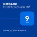 Suite Booking Award Award
