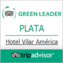 Tripadvisor Green Leader Plata
